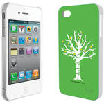 iLuv Snoopy Green Series - Hardshell Case for iPhone 4S / 4 (Green)