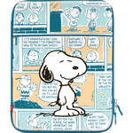 iLuv Peanuts Folio Sleeve for iPad 1st, 2nd, 3rd, and 4th Generation (Snoopy, Blue)