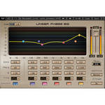 Waves Linear Phase Equalizer - Mastering EQ Plug-In (TDM)