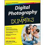 Wiley Publications Book: Digital Photography For Dummies, 7th Edition