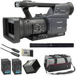 Panasonic AG-HPX170 P2HD Solid-State Camcorder Starter Kit