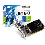 MSI GeForce GT 610 Graphics Card