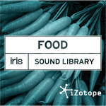 iZotope Iris Food Sound Library