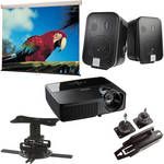 InFocus IN112 Mobile DLP Projector Conference Room Package