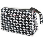 Fujifilm Patent Leather Compact Camera Clutch (Houndstooth)