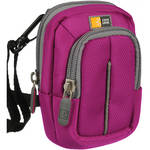 Case Logic DCB-302 Compact Camera Case with Storage (Magenta)