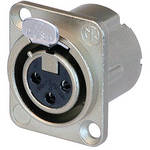 Neutrik NC3FD-LX 3-Pole Female XLR Receptacle