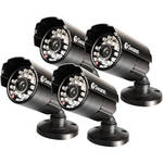 Swann PRO-530 Multi-Purpose Day/Night Outdoor Color Camera (4 Pack)