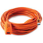 Tether Tools 49' TetherPro USB 3.0 Active Extension Cable (Hi-Visibility Orange)