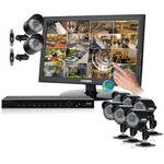 Lorex by FLIR LH3361001C8T22B Complete Security Camera System