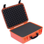 Seahorse 720F Laptop Computer Case With Cubed Foam (International Orange)