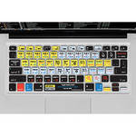 KB Covers Serato Scratch LIVE/ITCH Keyboard Cover for MacBook, MacBook Air & MacBook Pro (Unibody, Black Keys)