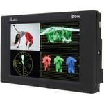 "ikan D5w 5.6"" On Camera Waveform Monitor with 900 Series Battery Plate"