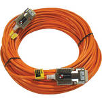 Avenview FO-DVI-25MM Fiber Optical Cable System for DVI-D Extender (82'/25 m)