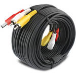 Swann 60 ft Audio / Video Power RCA Cable