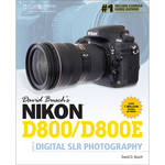 Cengage Course Tech. Book: David Busch's Nikon D800/D800E Guide to Digital SLR Photography, 1st Edition