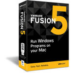 VMware Fusion 5 Software for MAC OS X (English)
