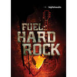 Big Fish Audio FUEL: Hard Rock DVD (Apple Loops/REX/WAV/RMX/Acid Format)