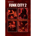 Big Fish Audio Funk City 2 DVD (Apple Loops, REX, WAV, & RMX)