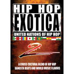 Big Fish Audio Hip Hop Exotica 2 DVD (Apple Loops, REX, WAV, RMX, & Acid Format)