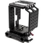 Wooden Camera WC-146200 Multi-Purpose Cheese Cage + (19mm) for RED Epic & Scarlet Cameras