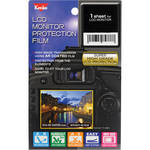 Kenko LCD Monitor Protection Film for the Canon PowerShot S100 Camera