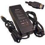 Denaq AC Adapter for HP Laptops (6.5A, 18.5V)