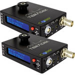 Teradek Cube 105 Encoder & 305 Decoder HD-SDI with Ethernet