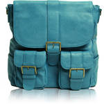 Epiphanie Brooklyn Backpack (Turquoise)