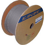 Canare LV-61S Video Coaxial Cable (500' / Gray)