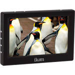 "ikan VL5 5"" HDMI Field Monitor Kit with Sony L Type Battery Plate"