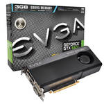 EVGA GeForce GTX 660 Ti Superclocked 3GB Graphics Card