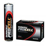 Duracell Procell AAA Alkaline 1.5V Batteries (24 Pack)