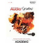 Sony Sound Forge Audio Studio 10 - Audio Editing and Mastering Software (Educational Discount)