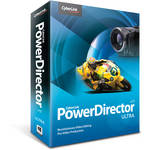 CyberLink PowerDirector 11 Ultra Editing Software