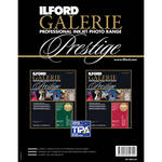 "Ilford Galerie Prestige Professional Inkjet Photo Printer Paper Smooth Range Sample Pack (8.5 x 11"")"