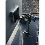 "BigFoot C-Stand Monitor Mount for 5/8"" Babypin Posts"
