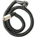 Remote Audio CAXJCOILST Balanced Stereo Coiled Jumper Cable (7.0')