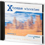 Big Fish Audio X-Treme Whooshes (Audio DVD)