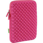 Xuma Cushioned Neoprene Sleeve for All iPads (Pink)