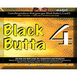 Big Fish Audio Black Butta 4 (1 Audio CD & 1 CD ROM)