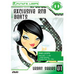 Big Fish Audio Exclusive RnB Beats DVD (REX & WAV Formats)