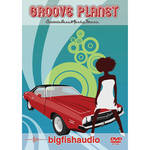 Big Fish Audio Groove Planet DVD (Apple Loops, REX, WAV, & RMX Formats)