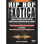 Big Fish Audio Hip Hop Exotica DVD (Apple Loops, REX, & WAV Format)