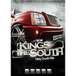 Big Fish Audio Kings of the South: Dirty Crunk Kits DVD
