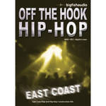 Big Fish Audio Off The Hook Hip Hop: East Coast DVD (Apple Loops, REX, & WAV Formats)