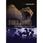 Big Fish Audio Studio Guitars: The Michael Ripoll Project DVD