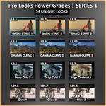 Class on Demand Training Video (Streaming On Demand): Pro Looks Power Grades for DaVinci Resolve/Lite Series 1