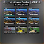 Class on Demand Training Video (Streaming On Demand): Pro Looks Power Grades for DaVinci Resolve/Lite Series 2