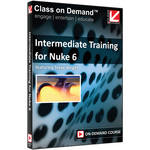Class on Demand Training Video (Streaming On Demand): Intermediate Training for Nuke 6